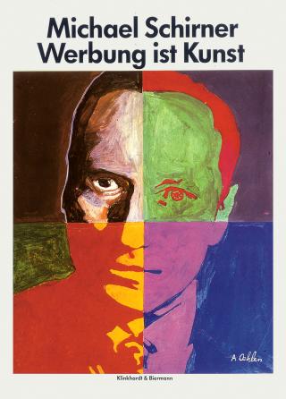 © Michael Schirner, Werbung ist Kunst, Klinkhardt & Biermann, München 1988