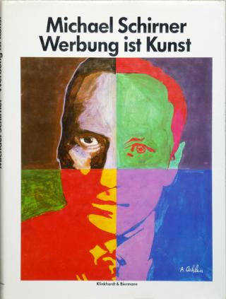"""Schirner, """"Werbung ist Kunst"""""""