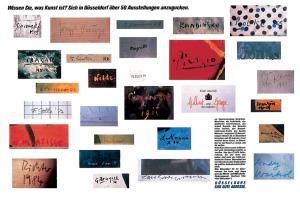 Anzeige für die Stadt Düsseldorf