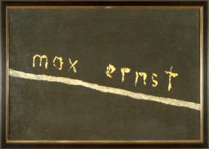 Michael Schirner, Kisuaheli neumix, ohne Titel (Max Ernst)