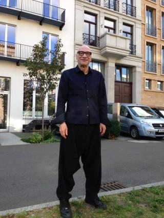 © Prof. Michael Schirner, stellvertretender Vorstand der Schirner Zang Foundation